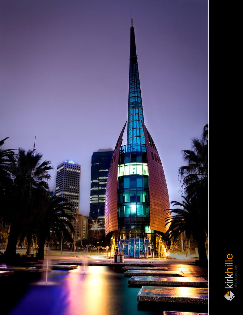 Perth Bell Tower II by Furiousxr
