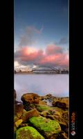 Vertical Sydney Opera House
