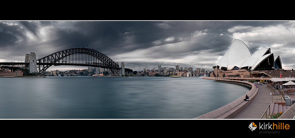 Sydney Harbour II by Furiousxr
