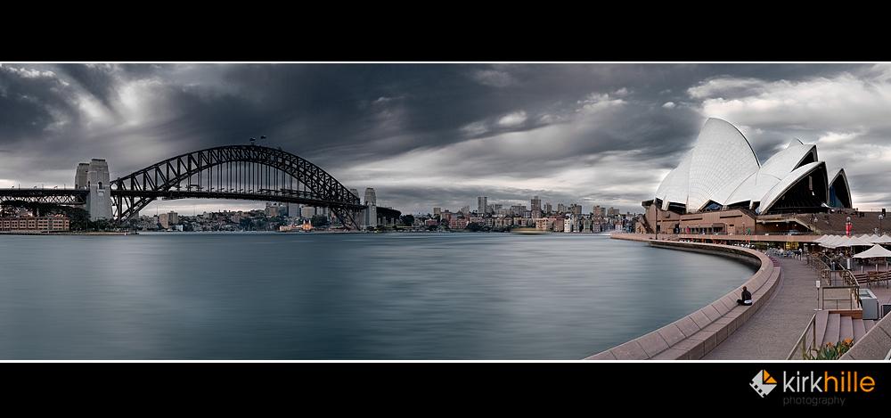 Sydney Harbour II by Furiousxr