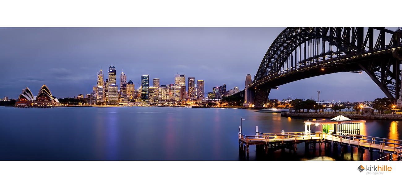 Sydney Night by Furiousxr