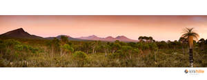 Stirling Ranges Sun Rise