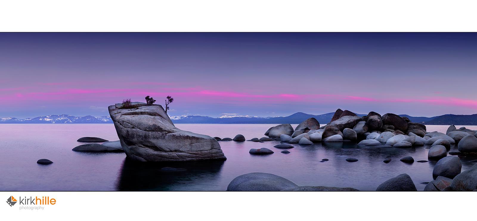 Lake Tahoe by Furiousxr