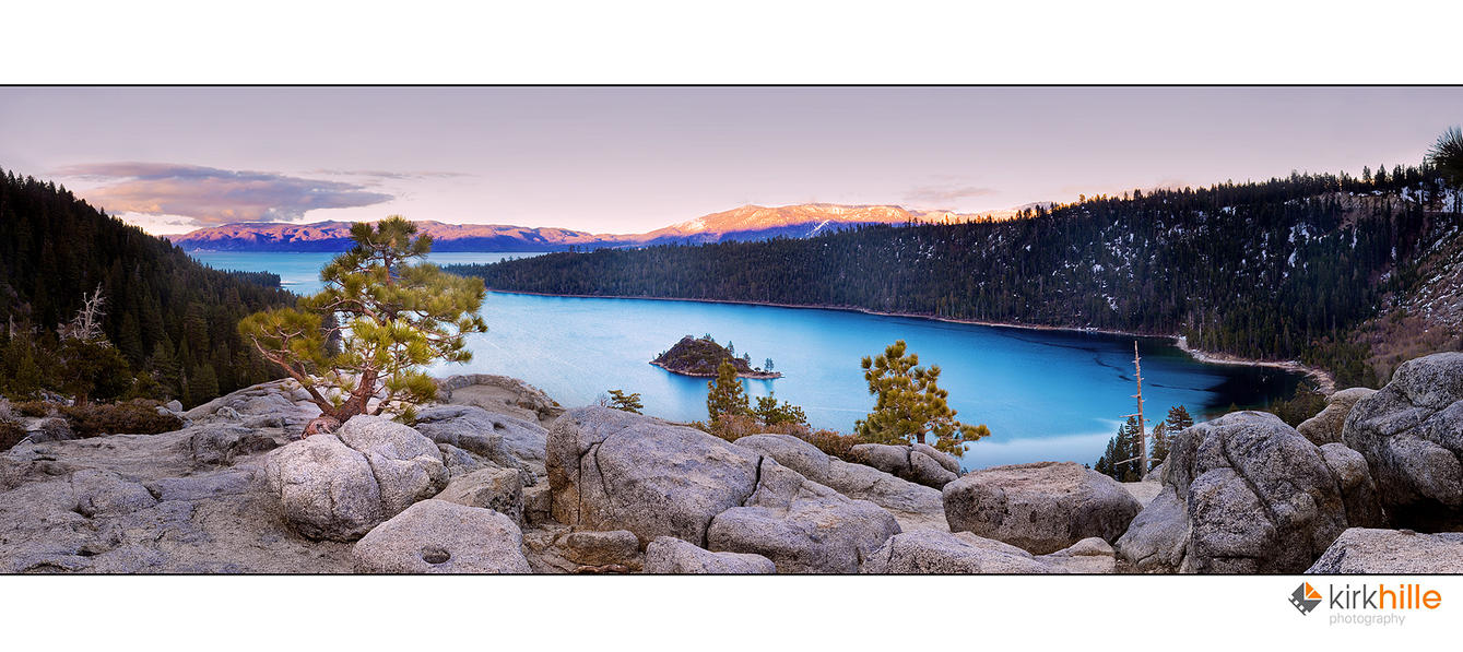 South Lake Tahoe by Furiousxr