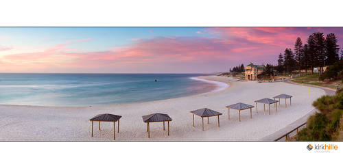 Cottesloe Beach by Furiousxr