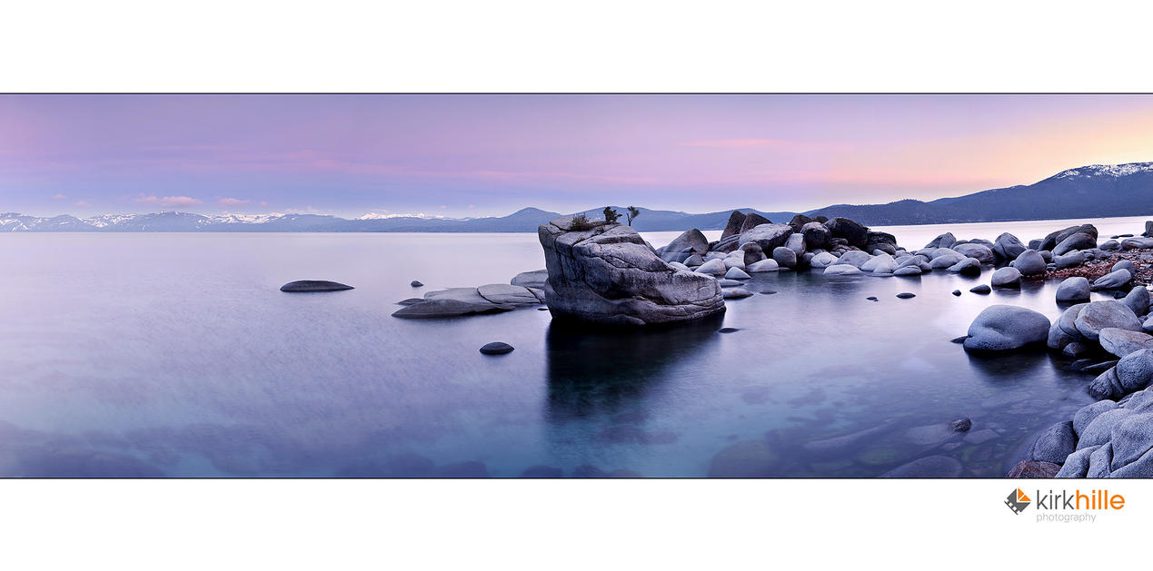 Lake Tahoe II by Furiousxr