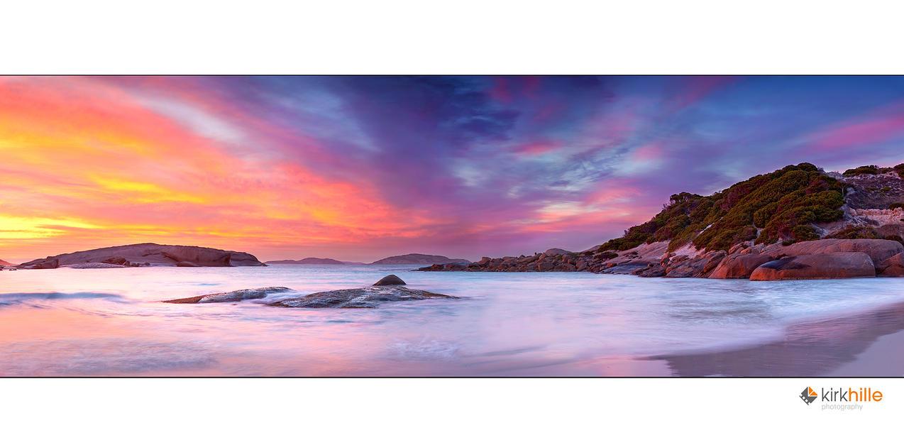 Esperance Sunrise by Furiousxr
