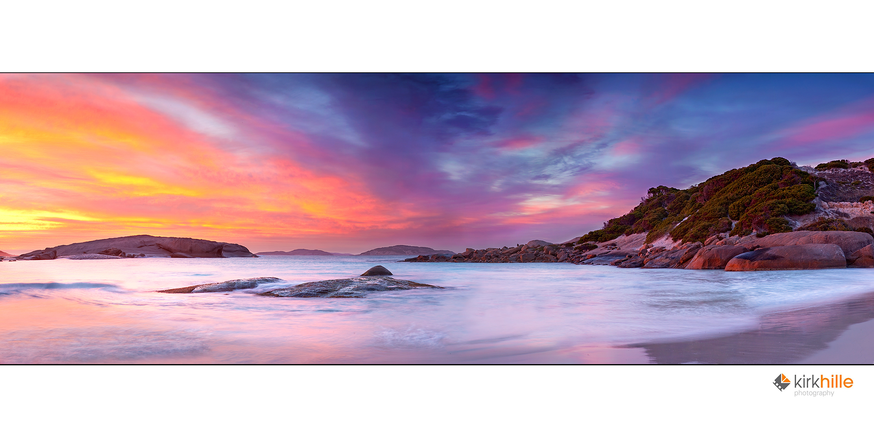 Esperance Sunrise by Furiousxr