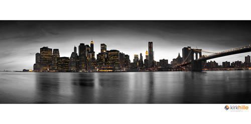 New York by Furiousxr