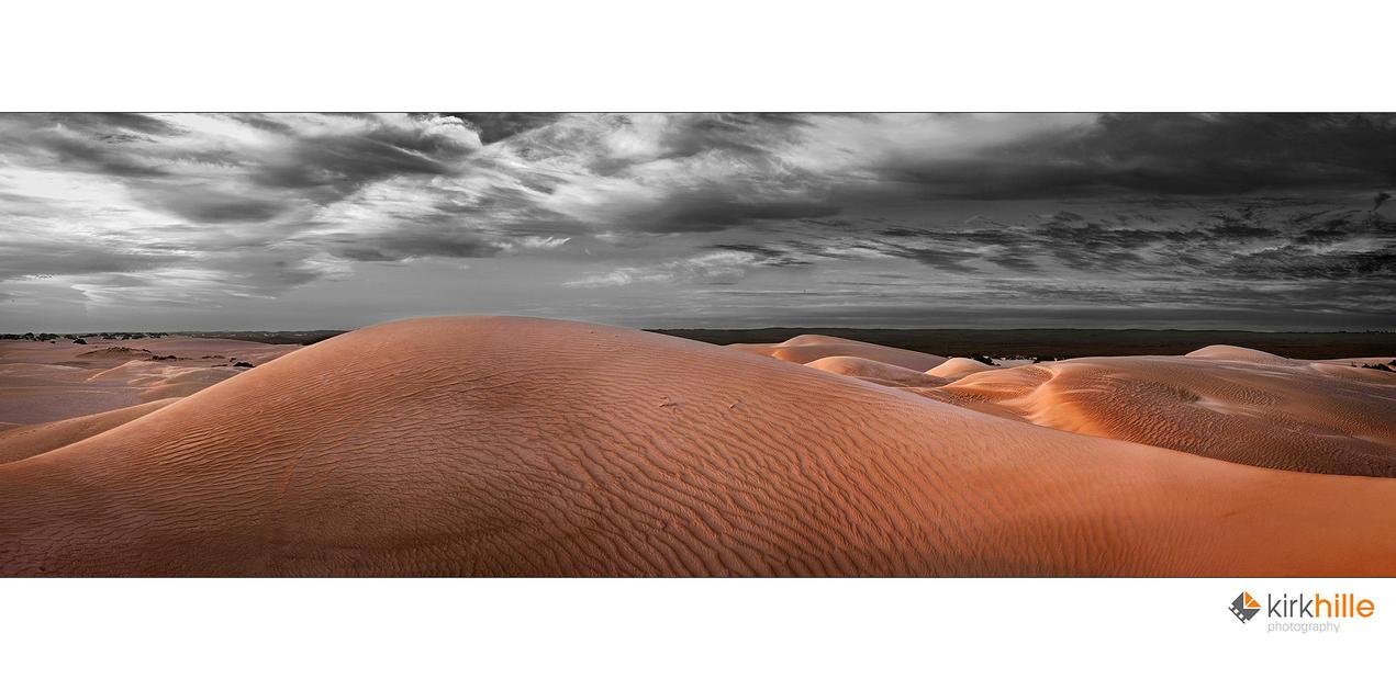 Lancelin Sand Dunes II by Furiousxr