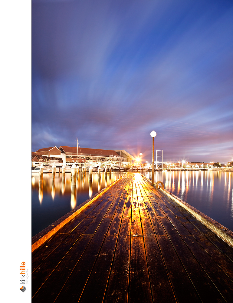 Hillarys Boat Harbour Long Exp by Furiousxr