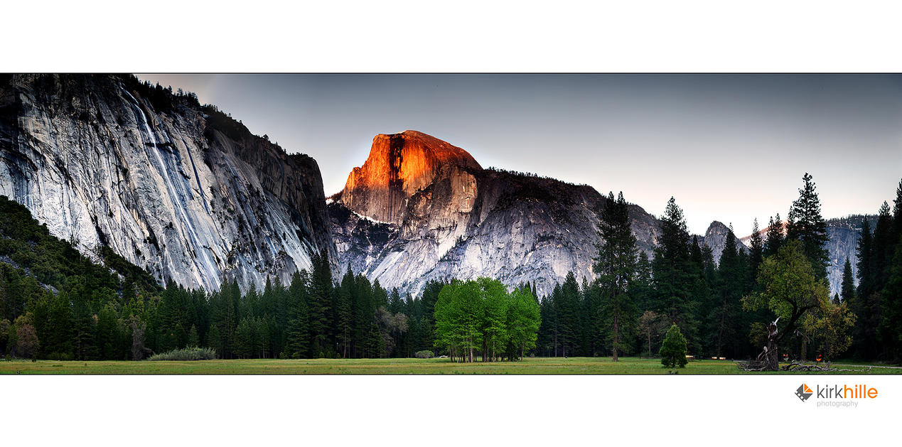 Half Dome II by Furiousxr