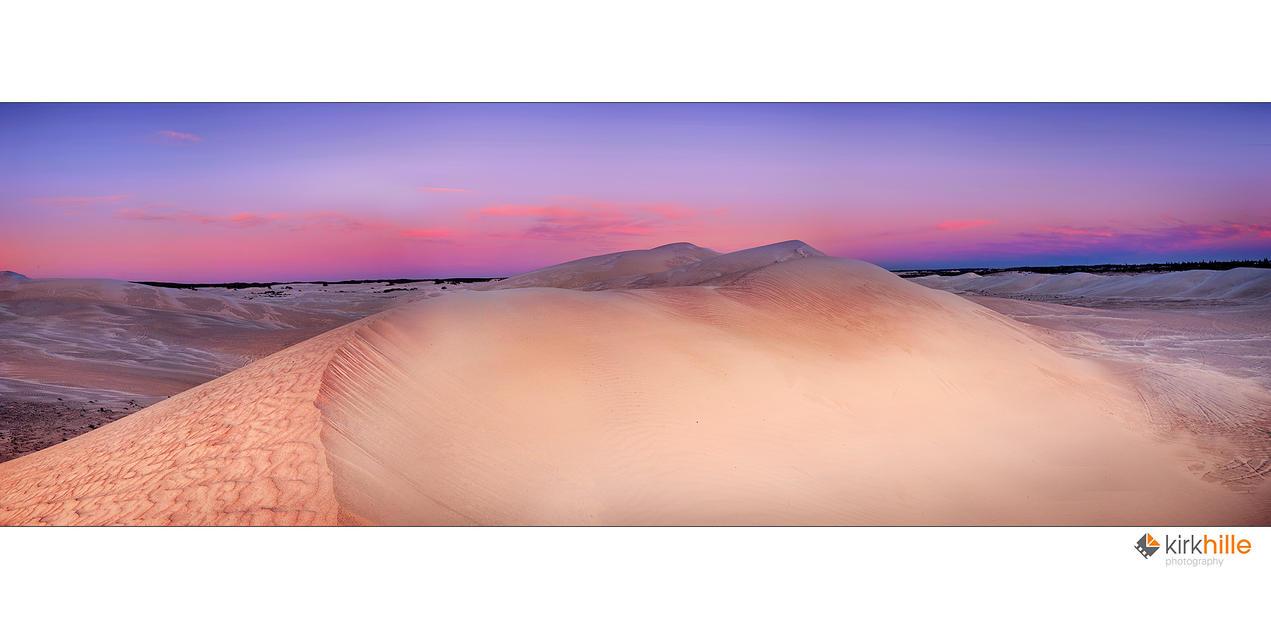 Lancelin Sand Dunes IIII by Furiousxr