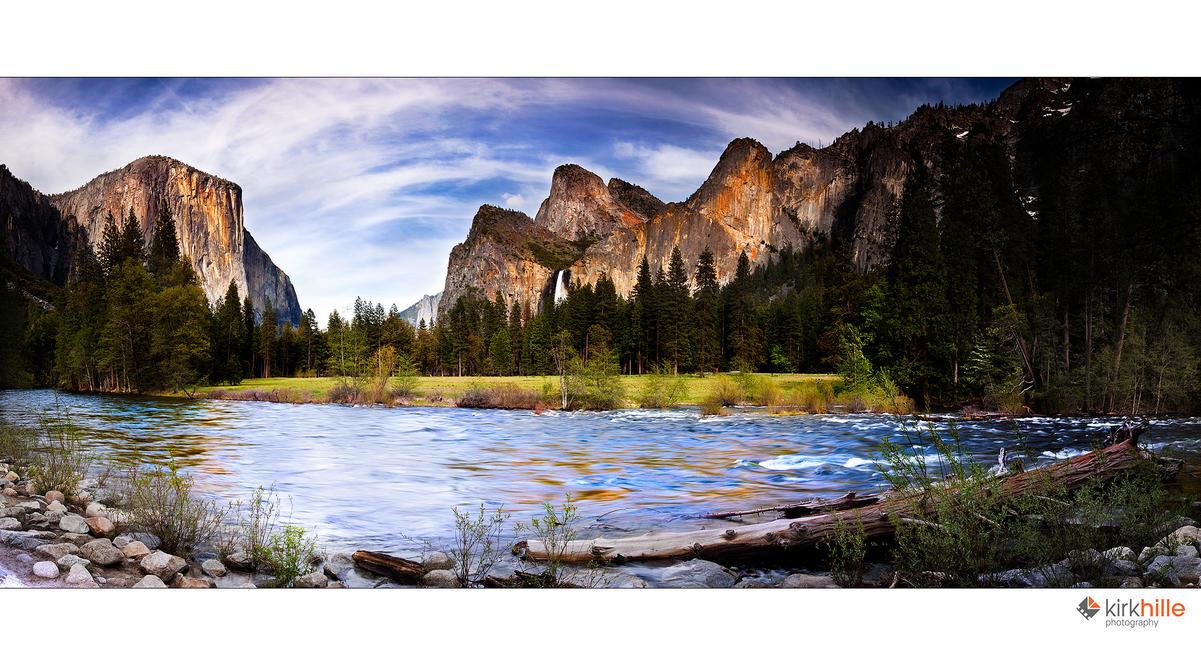 Yosemite II by Furiousxr
