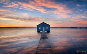 Matilda Bay Sunrise by Furiousxr