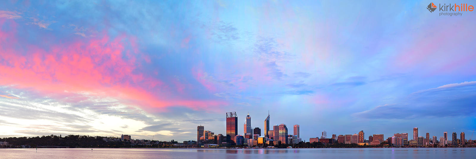 Perth Skyline 2012 by Furiousxr