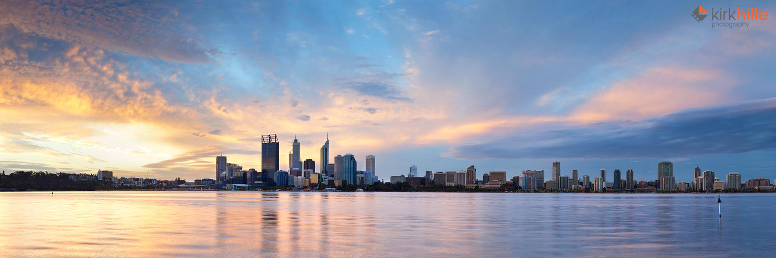 Perth Skyline 2012 V2 by Furiousxr