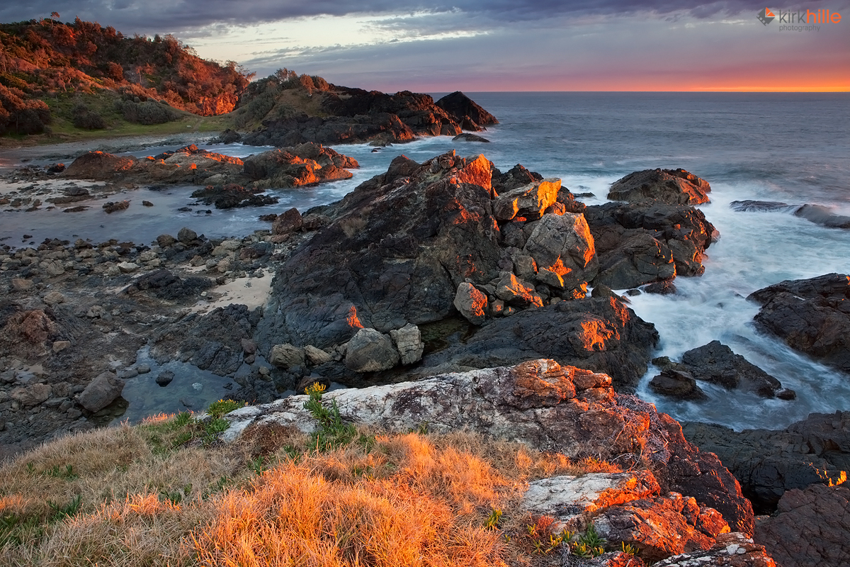 New South Wales Coast by Furiousxr