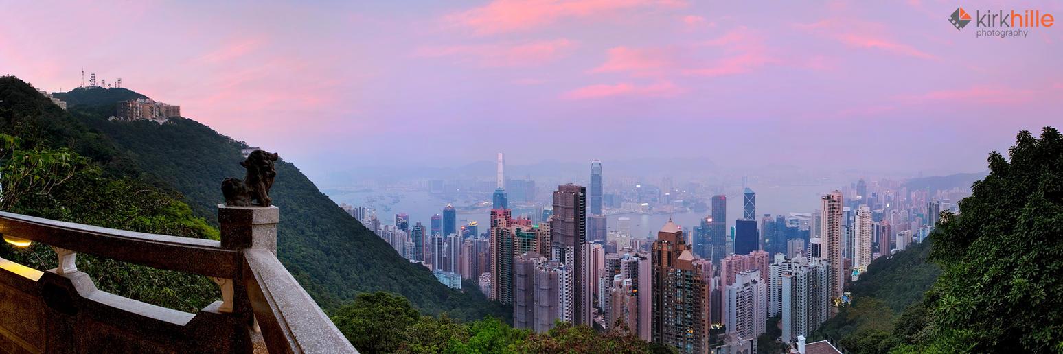 Hong Kong by Furiousxr