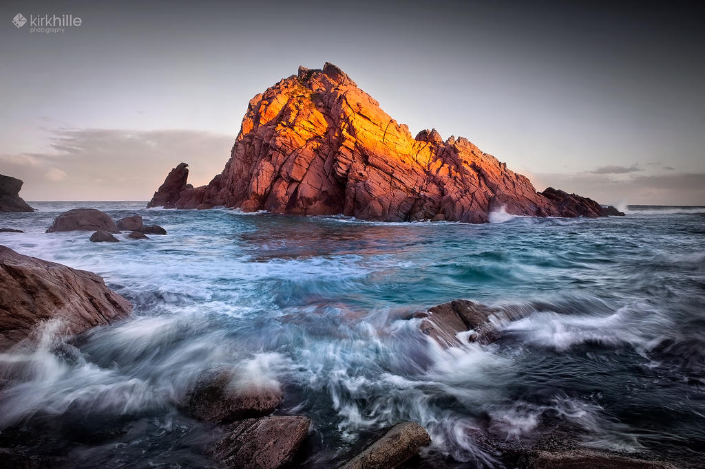 Sugar Loaf Rock Western Australia by Furiousxr
