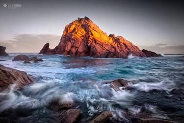 Sugar Loaf Rock Western Australia by Furiousxr
