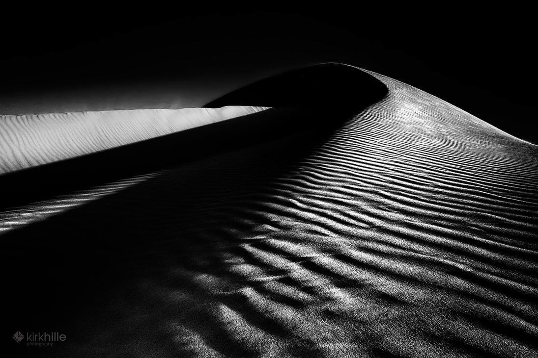 Lancelin Sand Dunes Western Australia by Furiousxr