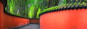Chengdu Wu Hou Shrine - China