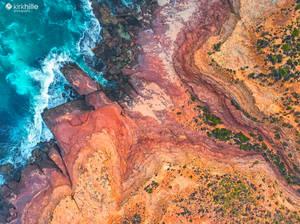 Red Bluff National Park - Kalbarri - Western Austr