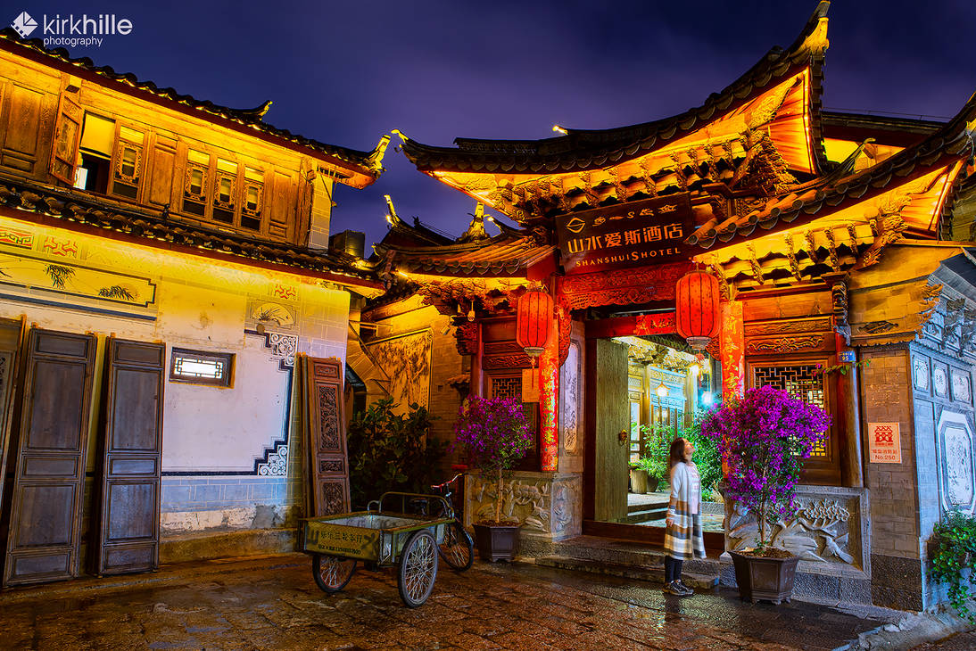 Lijiang - China by Furiousxr