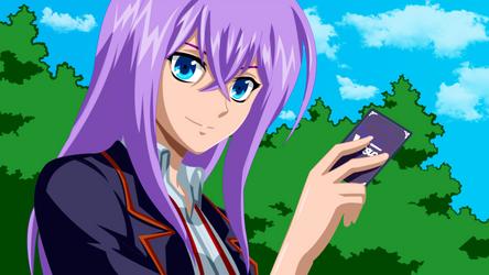 Cardfight Vanguard Misaki by Marik248
