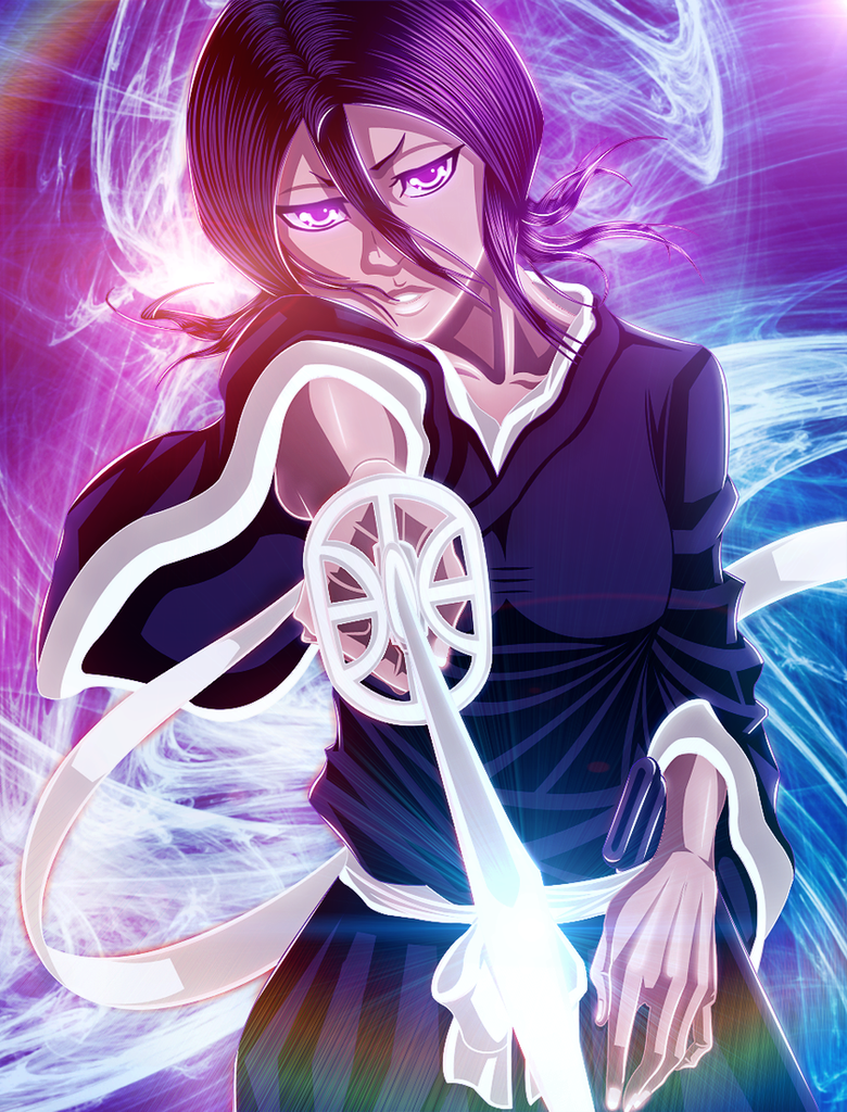 A Certain Sexually Frustrated Rukia by Marik248