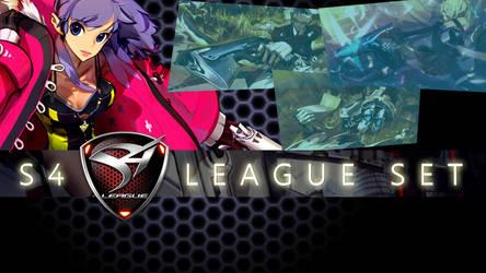 Technika: S4 League Disc Set cover