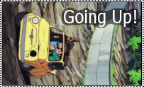 Cagliostro_Going Up STAMP by FilmmakerJ