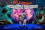 Bill and Maggies Intergalactic Taxi Service_PROMO
