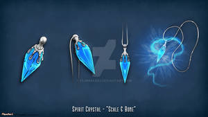 Scale 'n Bone - Spirit Crystal Prop Design