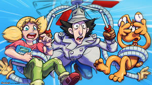 Go Go Gadget - In the Nick of Time by FilmmakerJ