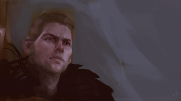 cullen speedpaint by o9