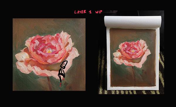 Flower Oils WIP by o9