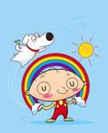 Rainbow :O