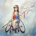 Riko Yamada, Magical Girl