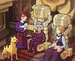 Dragon Age: The Royal Family of Orzamarr