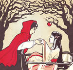 Snow White and Red Riding Hood