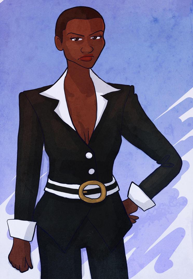 DAI Modern(ish) AU: Vivienne by sqbr