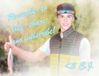 Animal Crossing: Justin Bieber as C.J.