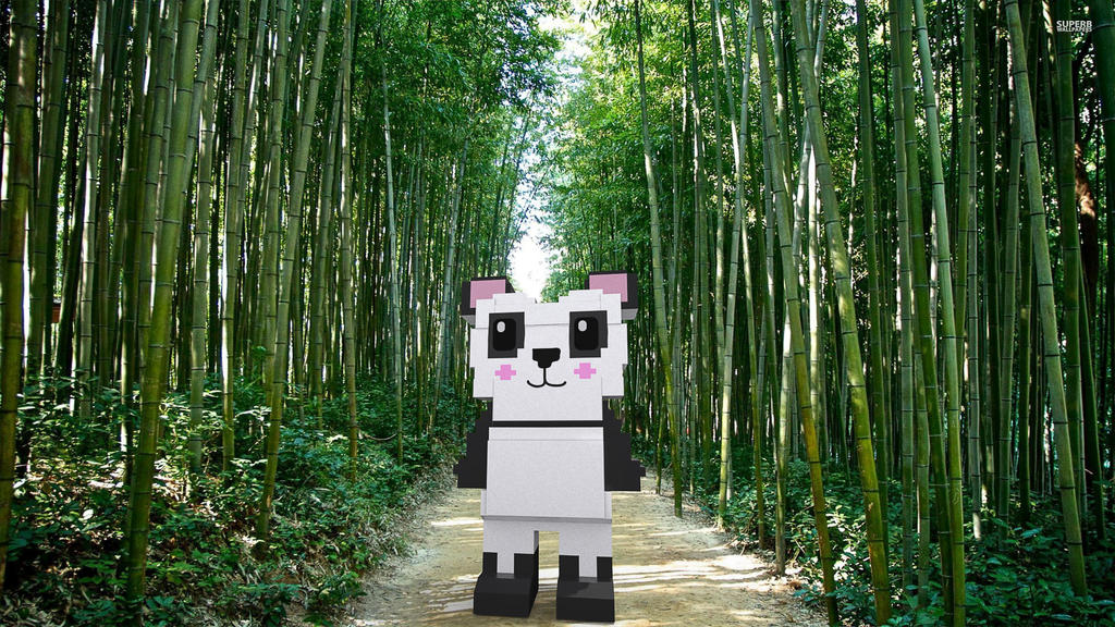 Panda Block Bot by jasmine2338 on DeviantArt