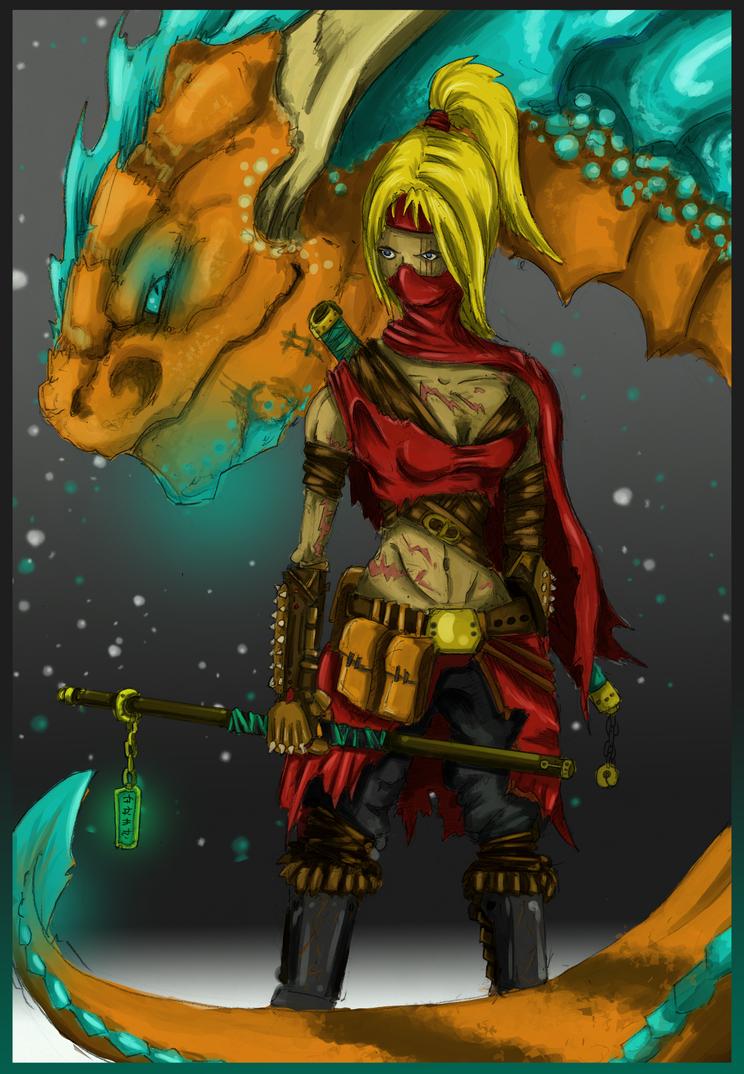 Dragon Trainer by AceGekko