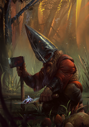 Gwent Contest - Yaren Bolt by andyWEASEL