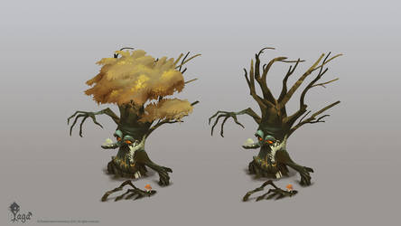 Yaga Douchebag Tree
