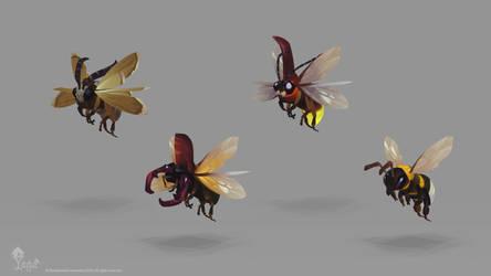 The multiplying pest