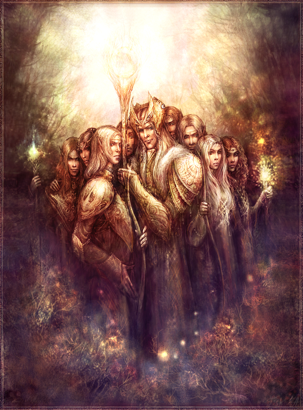 elfs by Fish-KA
